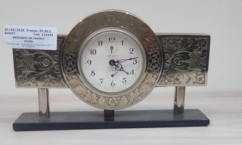 Orologio da tavolo dituttodipi il tuo mercatino dell 39 usato for Orologio da tavolo thun
